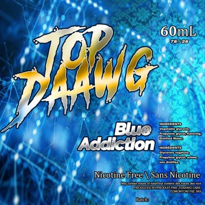 Blue Addiction - Tdaawg