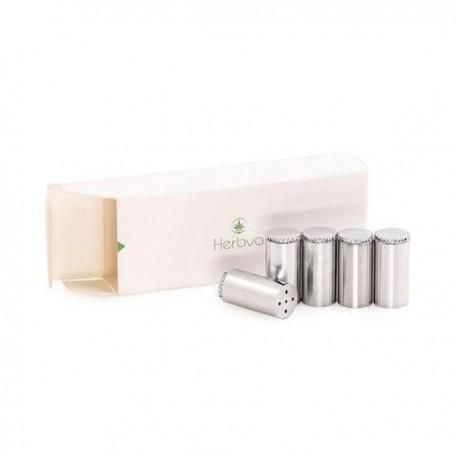 Airistech Herbva X Herb Replacement Bullet Chambers 5/PK