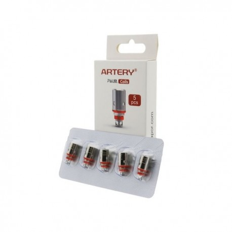 Artery Pal 2 Replacement Coils 1.2 Ohm 5/PK