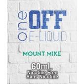 One Off Eliquid - Mt. Mike