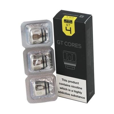Vaporesso GT4 Core 0.15 Ohm Coils 3/PK