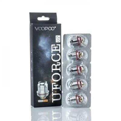 Voopoo UForce Coils 0.4 Ohm 5/PK