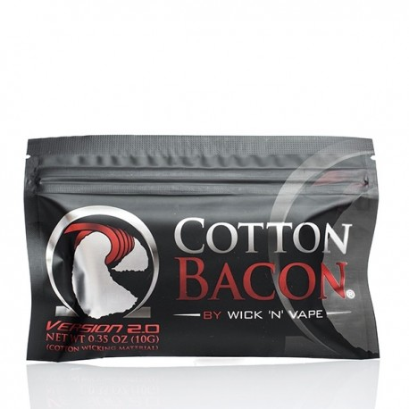 Wick N Vape Cotton Bacon