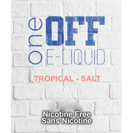 Tropical SALT - One Off Eliquid