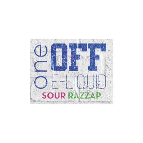 Sour Razzap SALT - One Off Eliquid