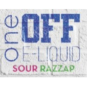 Sour Razzap SALT - One Off Eliquid