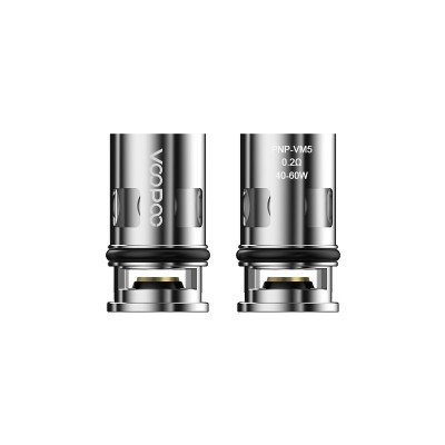 Voopoo PnP VM5 0.2 ohm Coils for Drag S/X 5/PK