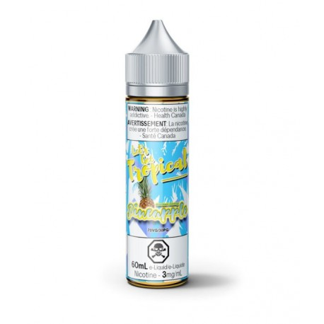 Lets Get Tropical  - Pineapple