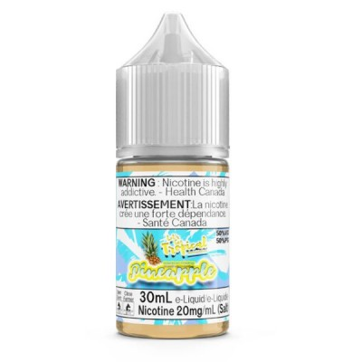 Lets Get Tropical  - Pineapple Salt Nic