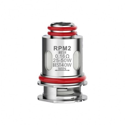 SMOK RPM 2 Mesh Replacement Coil .16 ohm 5/PK