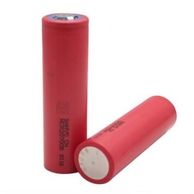 Sanyo 20700 Battery