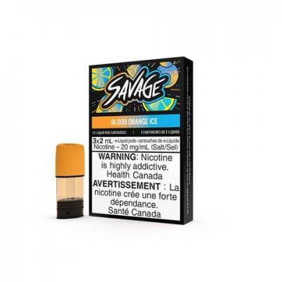STLTH Savage Blood Orange Ice