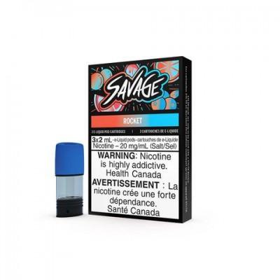 STLTH Savage Rocket Pods