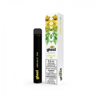 Ghost Disposable XL Lemon Lime Ice 20mg